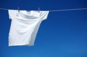 A good energy saving tip: use a clothesline